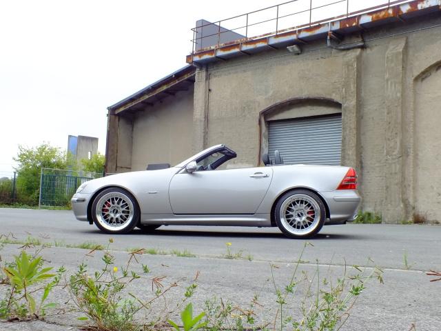 Mercedes Benz Slk Kompressor   Auto