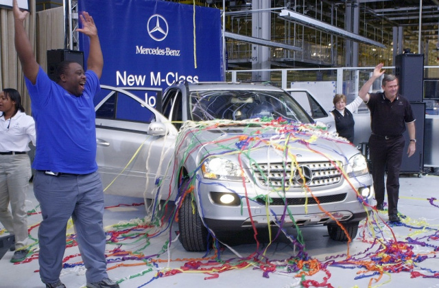 mercedes benz is footloose in tuscaloosa Case study: mercedes-benz this case study was written based on tan and  tan's study published in the journal of business ethics in 2009.